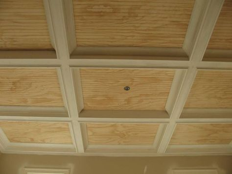 ceiling idea with beadboard panels to provide easy access to the rh pinterest com