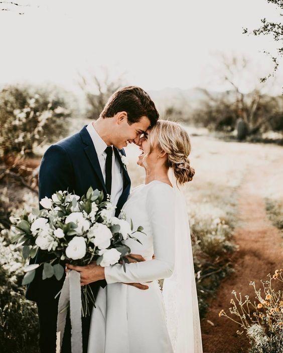 Pin On Bryllup Billeder