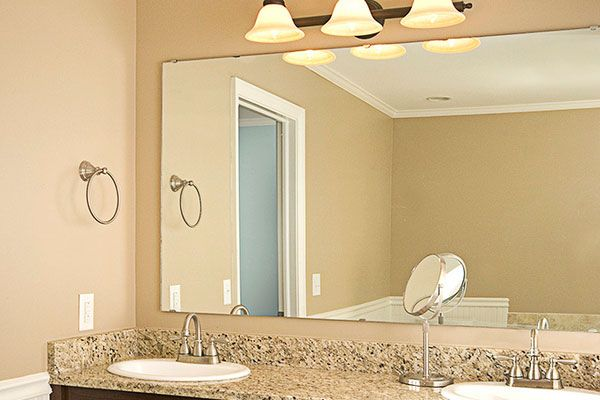 bathroom colors for small bathroom with cherry vanity 30 rh pinterest com