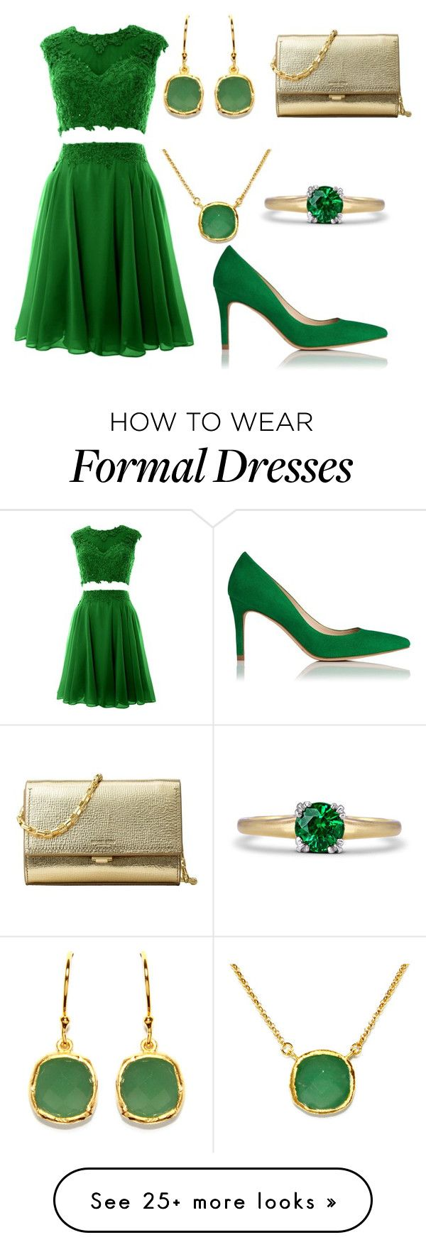 """Prom"" by caca43 on Polyvore featuring BillyTheTree, Michael Kors and L.K.Bennett"