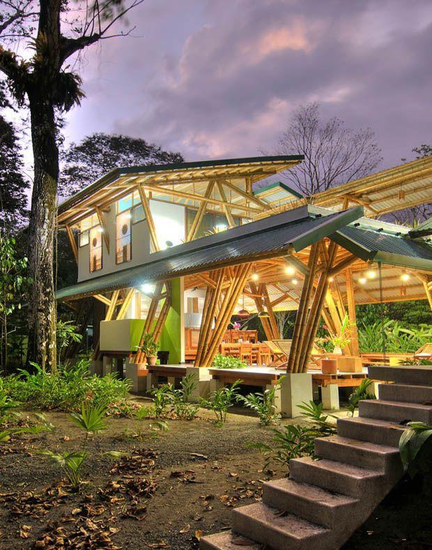 Eco Bamboo House Resort Eco Bamboo House