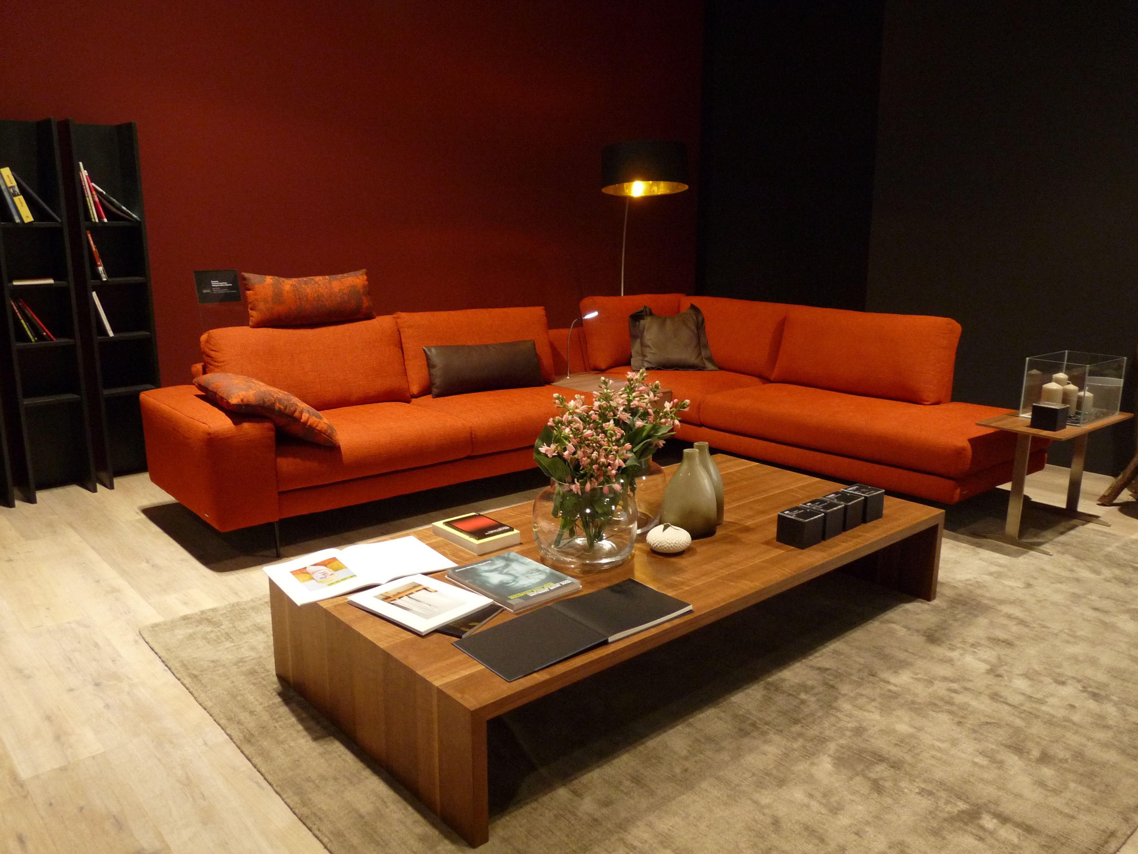 Koinor imm cologne 2014 Sofa und Sessel