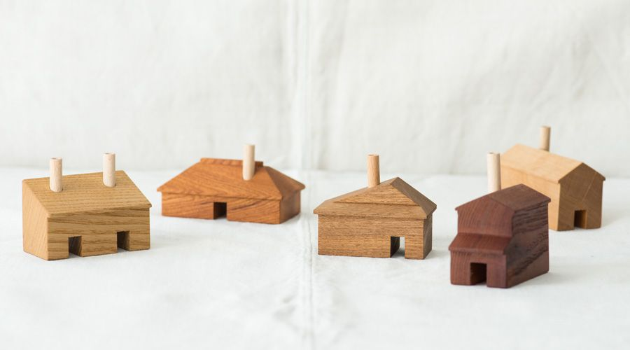 山形 木のインテリア 家具工房モク やまがた木の家 インテリア 家具