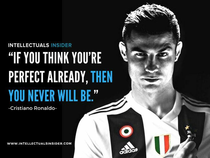 Cristiano Ronaldo in 2020 Ronaldo quotes, Cristiano