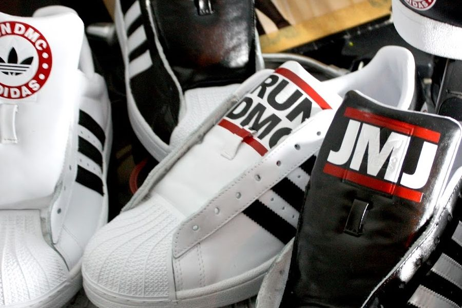 adidas run dmc shoes