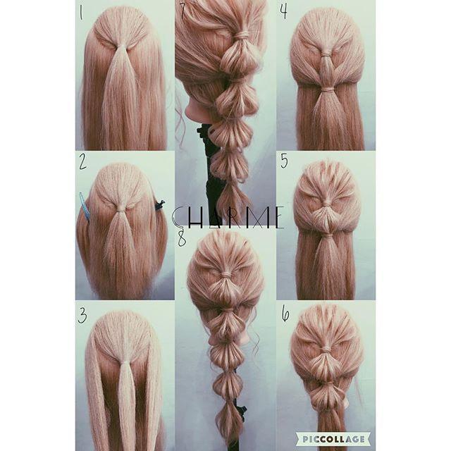 自分の髪が好きになる♡タイプ別お悩みカバーヘアアレンジ6連発 #hairandmakeup