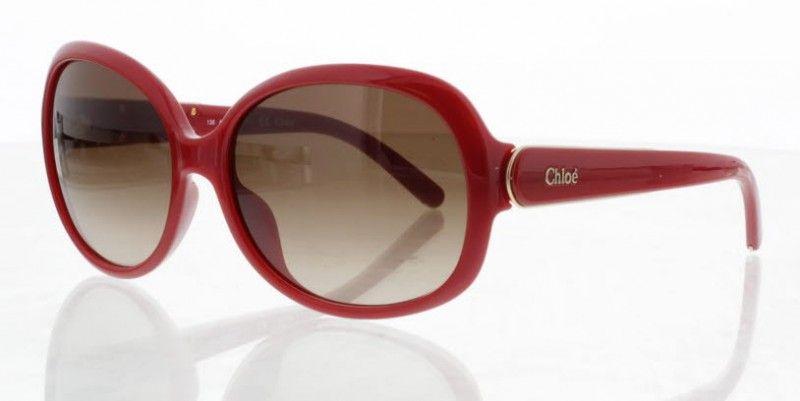 f3bc543d1aaa5f CHLOE CE611S Rouge 613   Lunettes de soleil Chloé   Pinterest ...