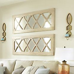 Sales By Category Ballard Designs Mirror Wall Living Room Living Room Mirrors Couch Decor
