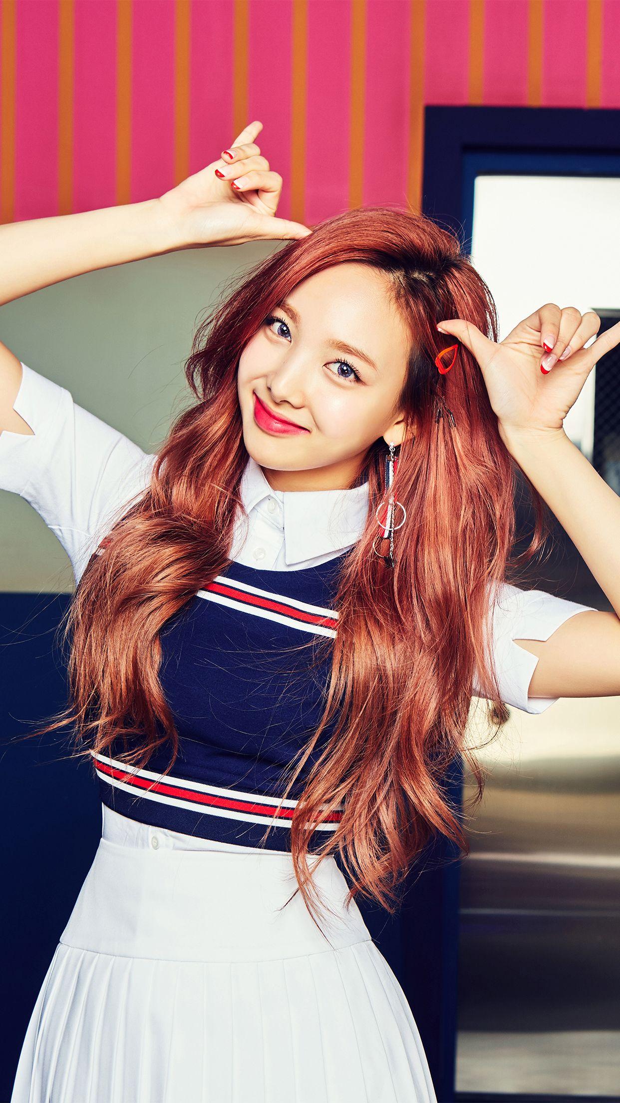 Iphone Wallpaper Twice 트와이스 Imnayeon 임나연 Nayeon 나연 Kpop