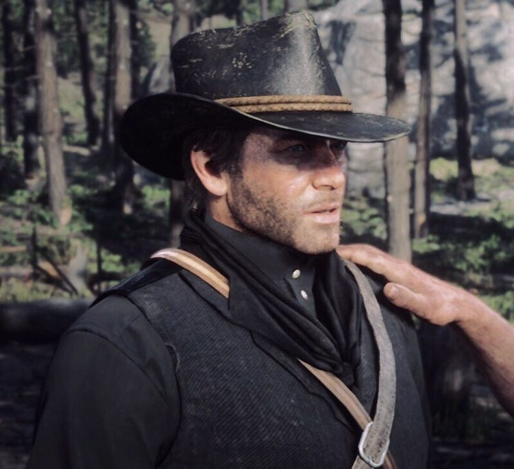Pin by tahiti on mr morgan | Red dead redemption ii, Red vs