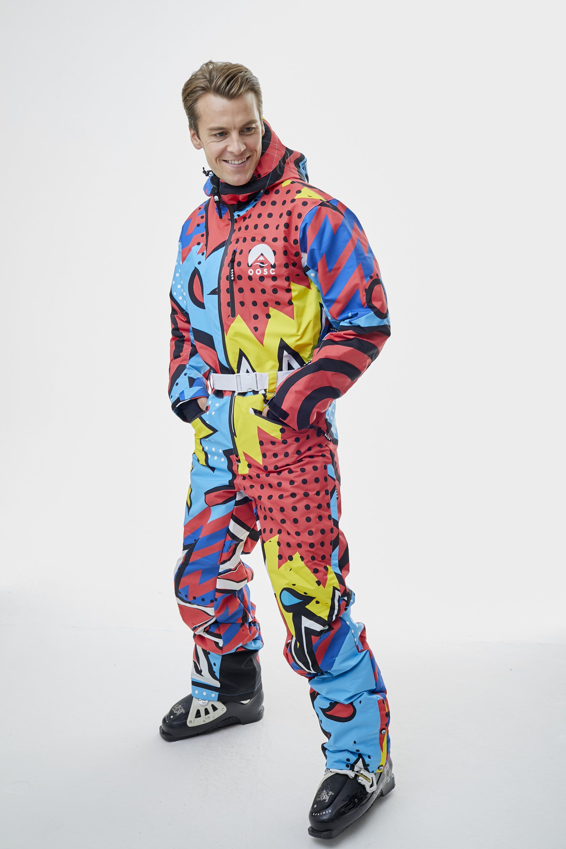 1ca8b3ca03 The Fresh Prince 2K18 Ski Suit - OOSC Clothing
