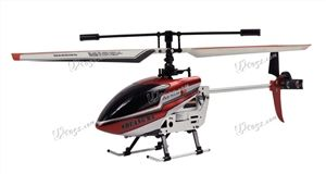 "Double Horse 9120 Mini 4 CH 8"" RC Helicopter 2.4Ghz $34.99"