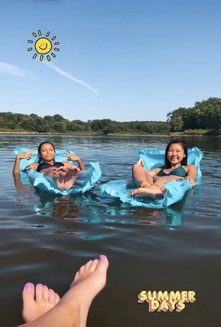 pinterest elisekim64 ☀️ Pool float, Pool, Outdoor