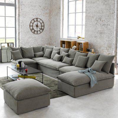 Éléments de salon modulable NELIA - my kind of coutch! Dream Home