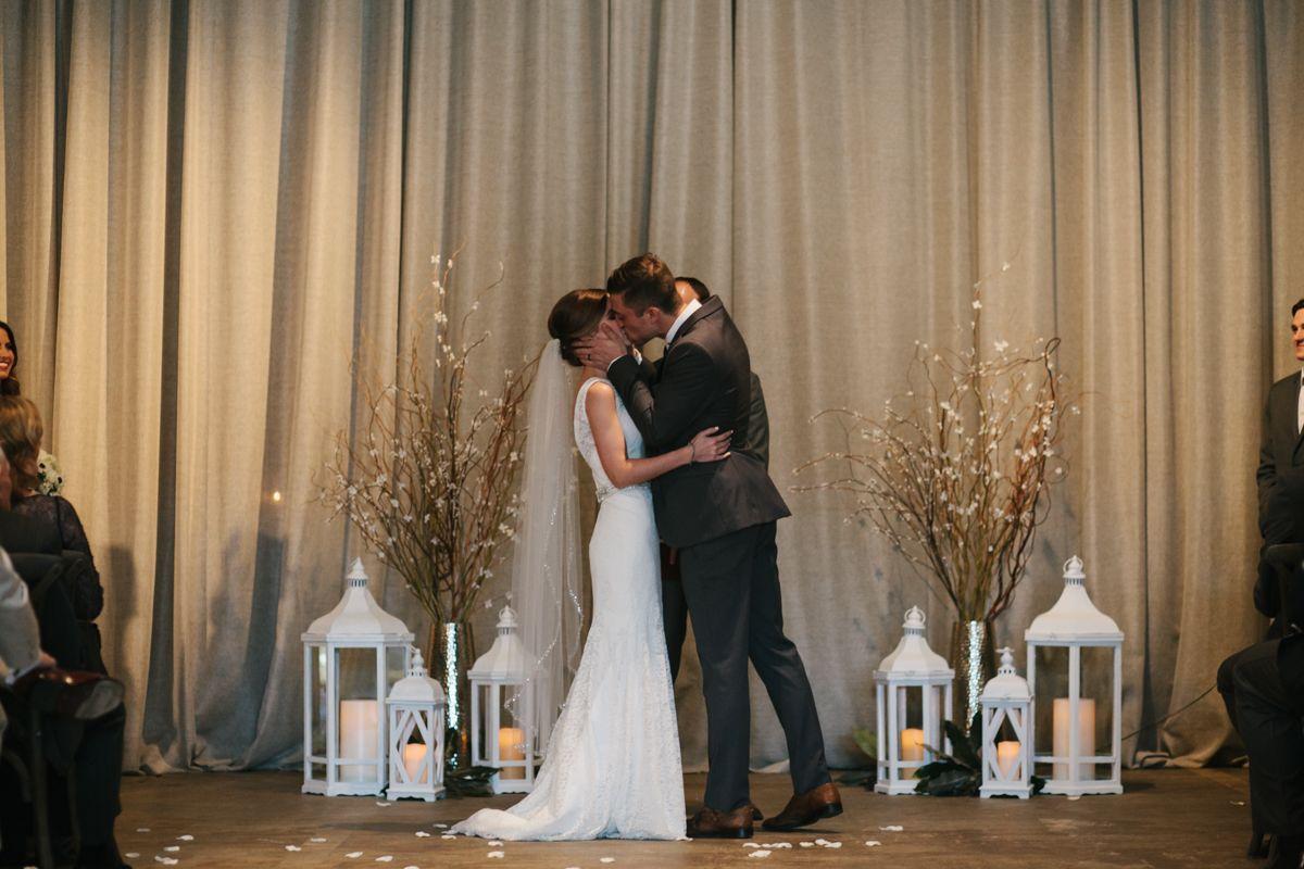 intimate wedding packages atlantga%0A The Stave Room at American Spirit Works Wedding  OneNine Images  Atlanta  Wedding