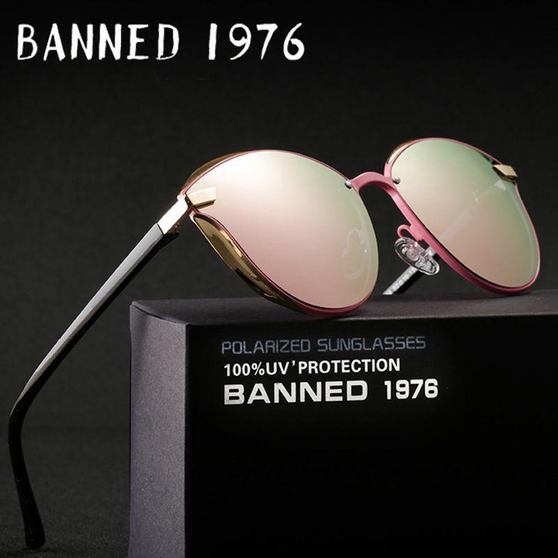 5e8f2fadd2 купить Запрещены 1976 Роскошные Для женщин Солнцезащитные очки для ...