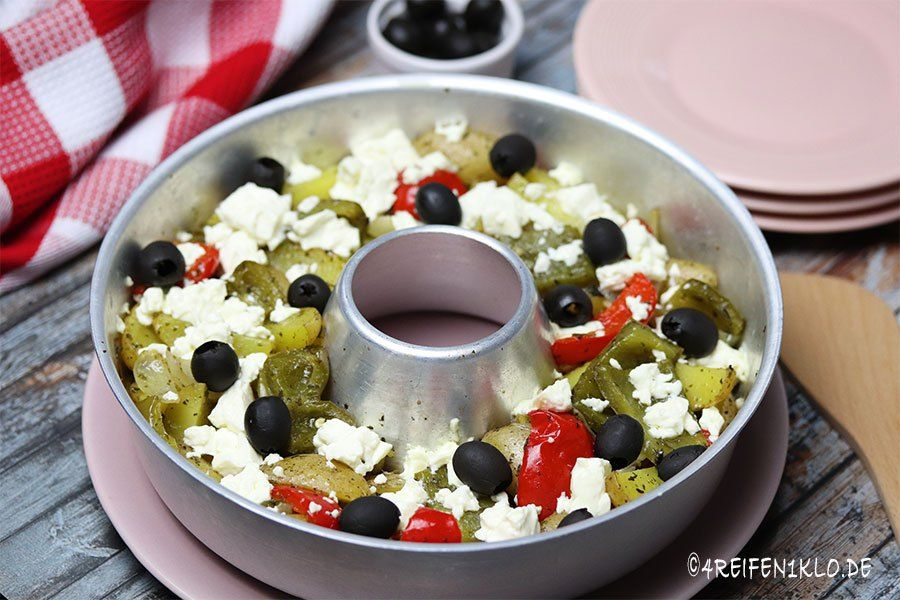 Photo of Mediterranean Oven Vegetables | Omnia oven recipes