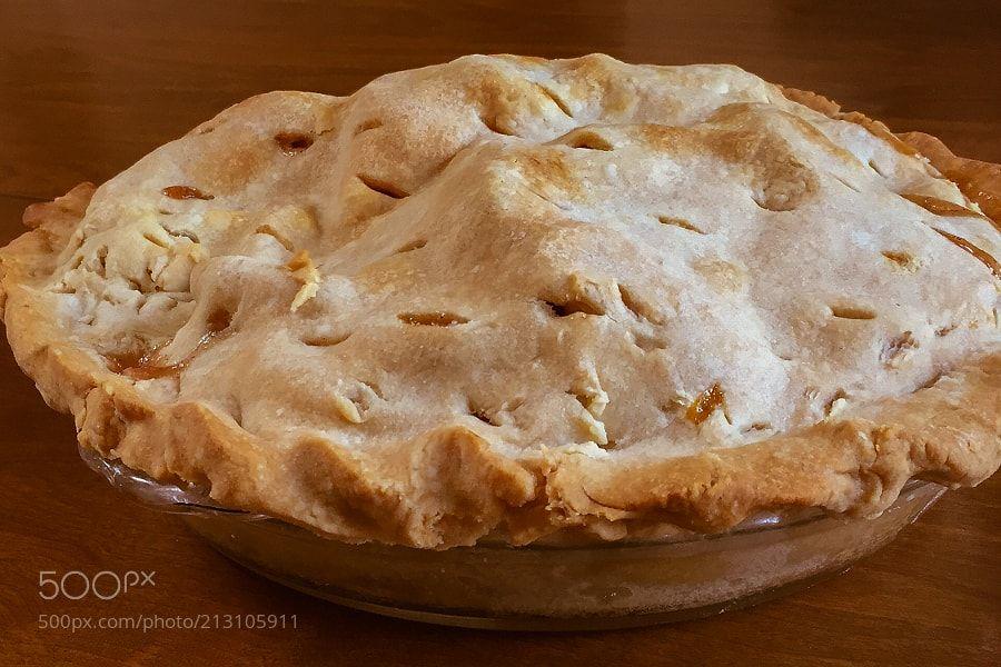P I  E by JDPlourdeII from http://500px.com/photo/213105911 - Honestly I'm not biased.  My mom makes the world's best apple pie.  @jdplourdeii. More on dokonow.com.