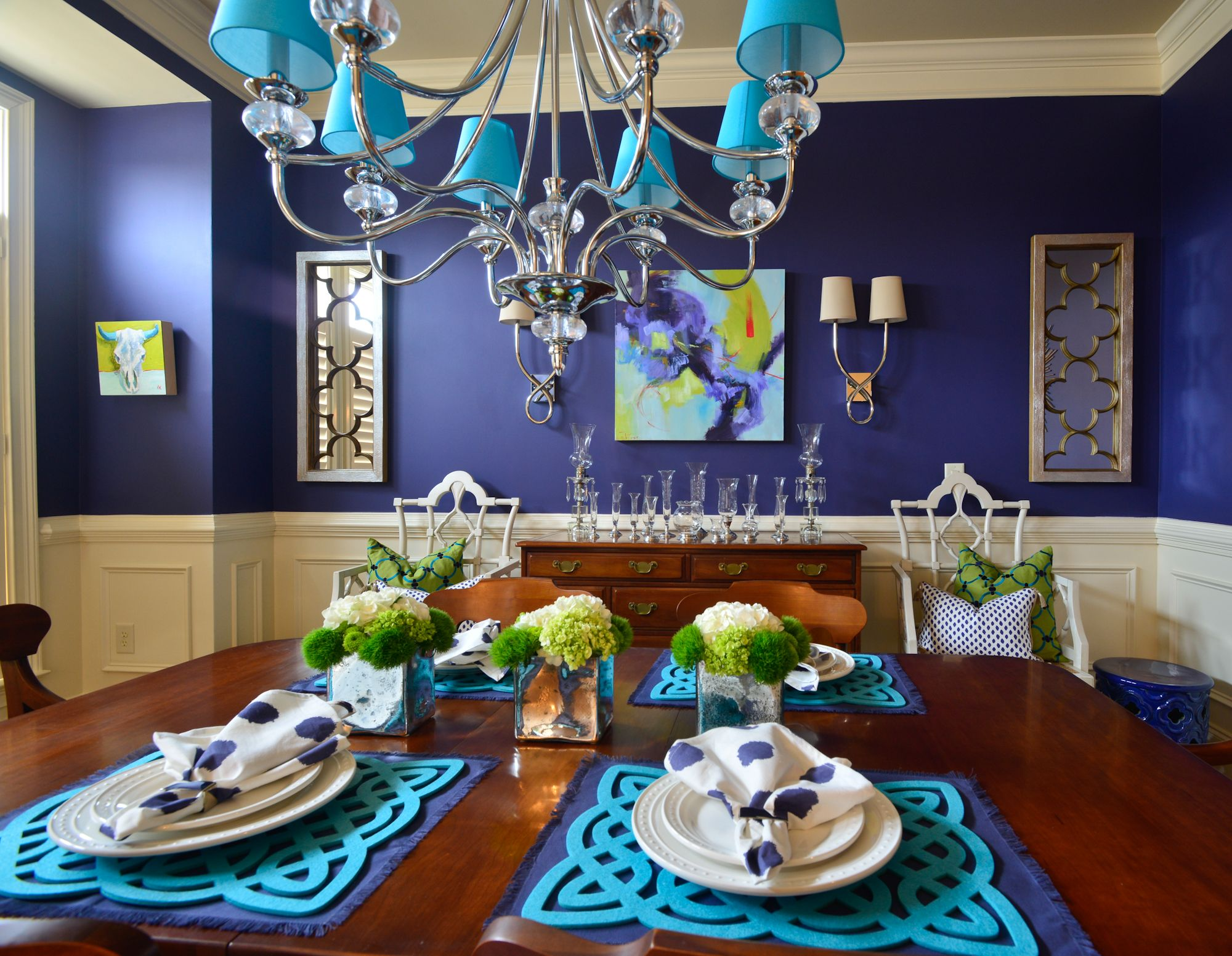 Director Of Trend And Design For The Home Depot Sarah Fishburnes Created This Beautiful