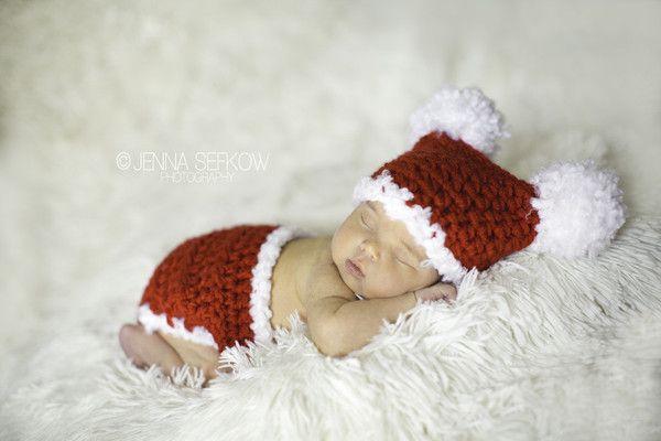 Newborn photo idea new born ideas pinterest navidad for Agarraderas para ninos