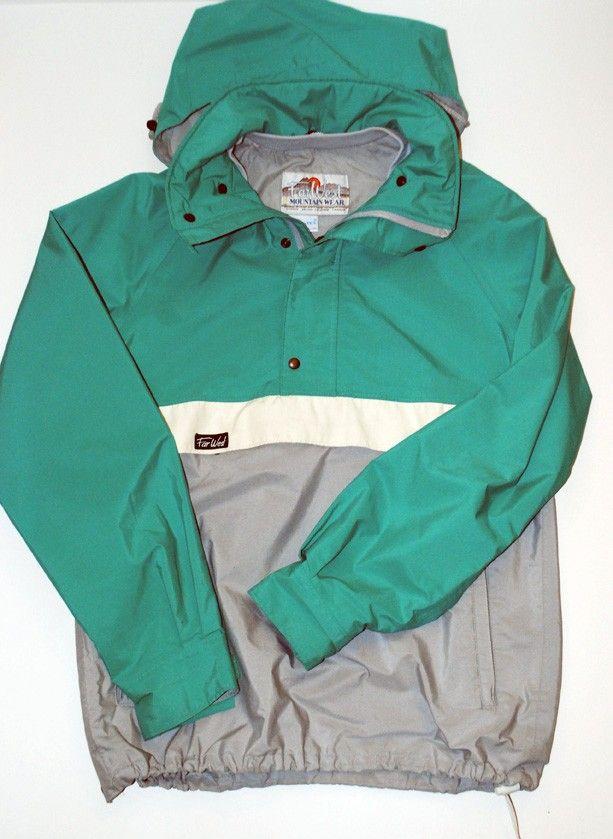 8c3264993 Vintage Far West Goretex Jacket