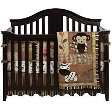 Summer Infant Brayden Lifetime 4 In 1 Crib Dark Cherry