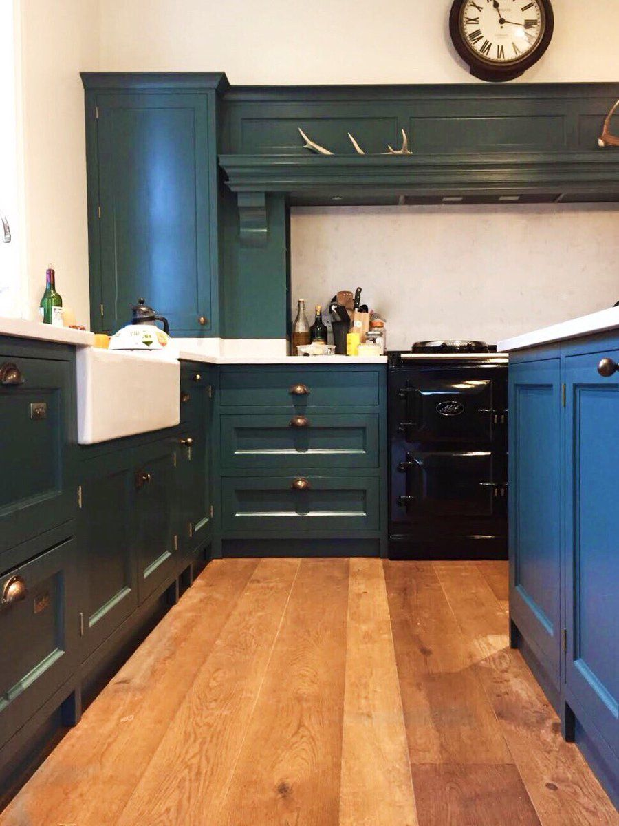 Best Image Result For Farrow And Ball Inchyra Blue Kitchen 400 x 300