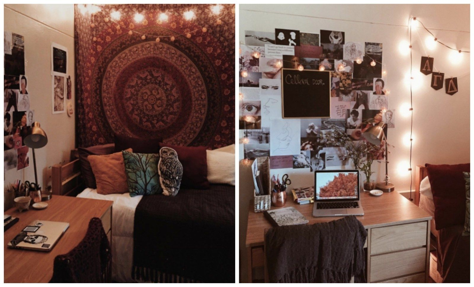 15 dorm rooms that ll make your own bedroom look like total garbage rh pinterest com