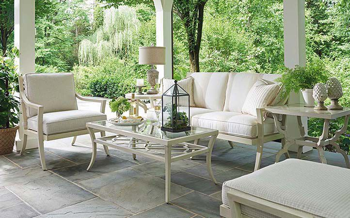 top 10 outdoor patio furniture brands patios rh pinterest com