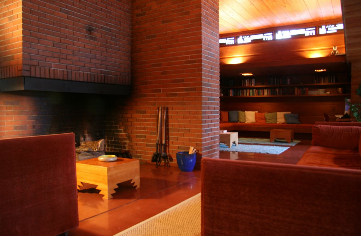 Casas de arquitectos famosos que se pueden alquilar - Arquitectos de interiores famosos ...