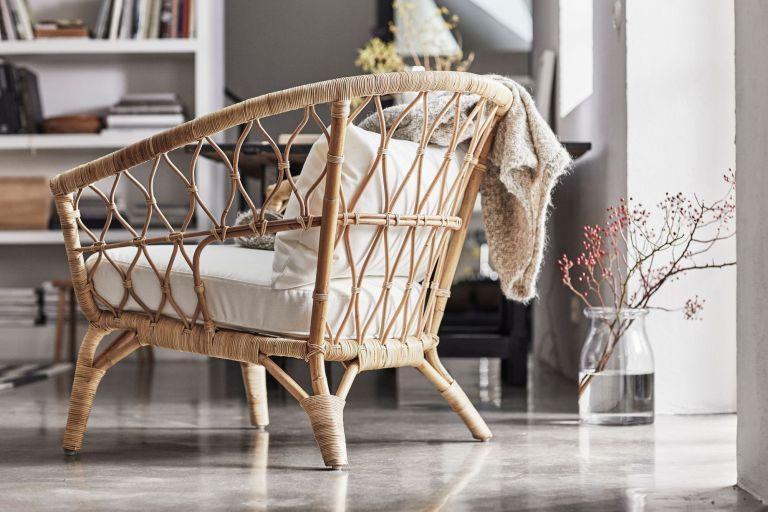 Vous N Auriez Jamais Devine Que Ces Produits Viennent De Chez Ikea Fauteuil Rotin Mobilier De Salon Ikea