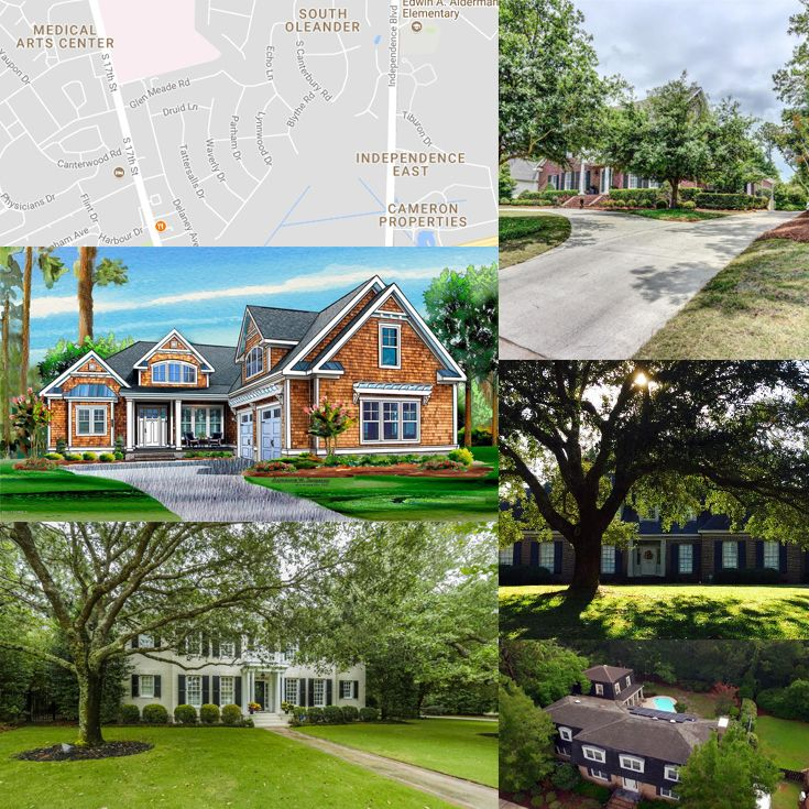 wilmington nc homes for sale in the glen mead neighborhood rh pinterest com