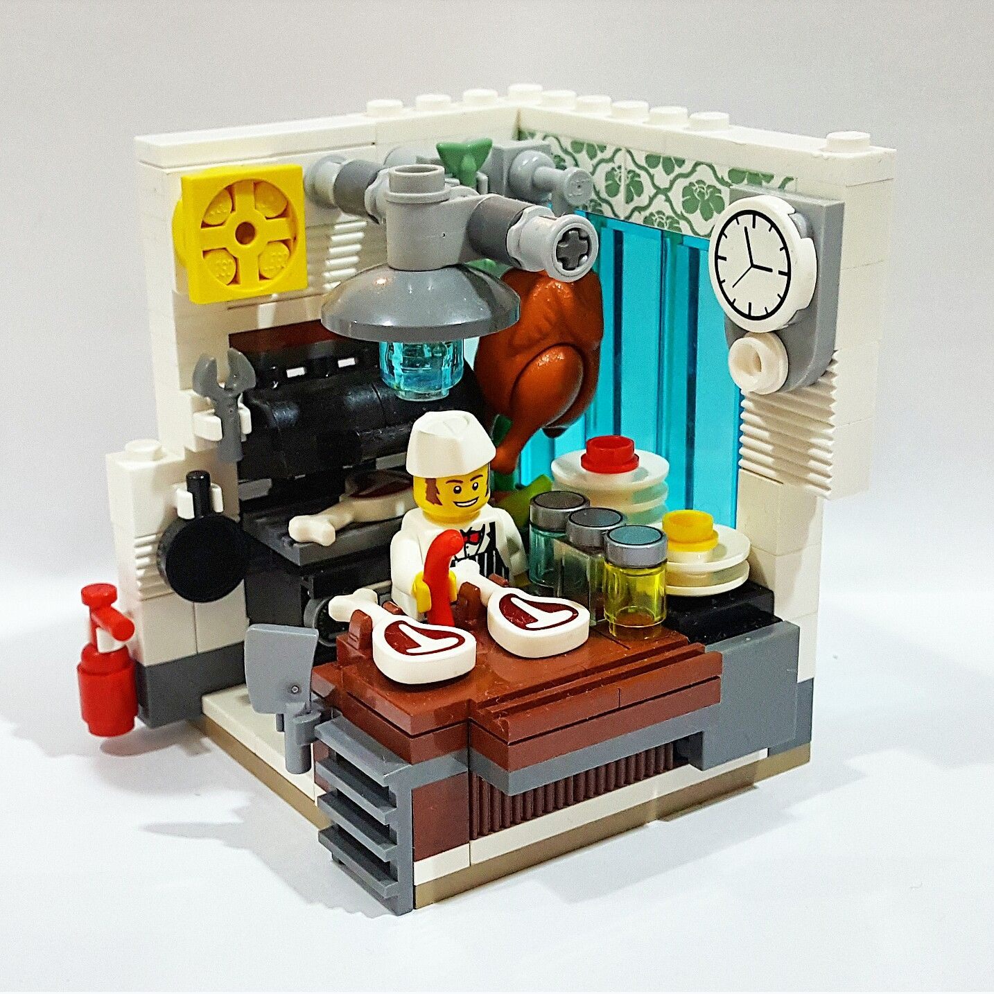 The Butcher The Butcher Minifig Habitat