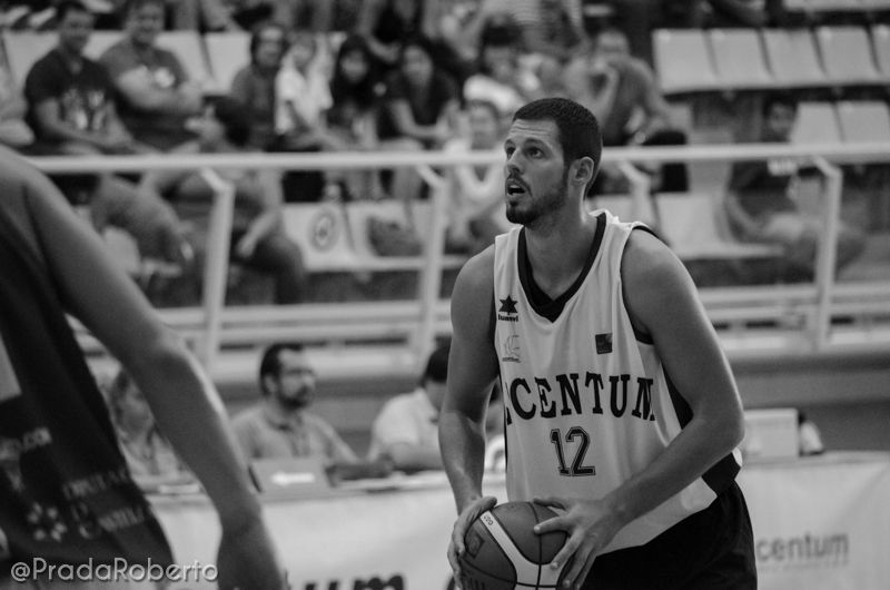 #AlejandroNavajas. #Lucentum 62-66 #AmicsCastello. 28 de septiembre de 2014. #Basket #Baloncesto #Alicante #AdeccoPlata #Pretemporada