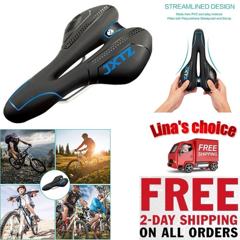 Bicycle Seat Mountain Bike Saddle Super Elastic Liberate Prostate