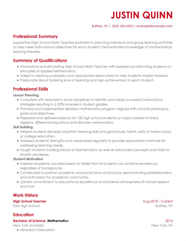Test Summary Report Template New 30 Resume Examples View