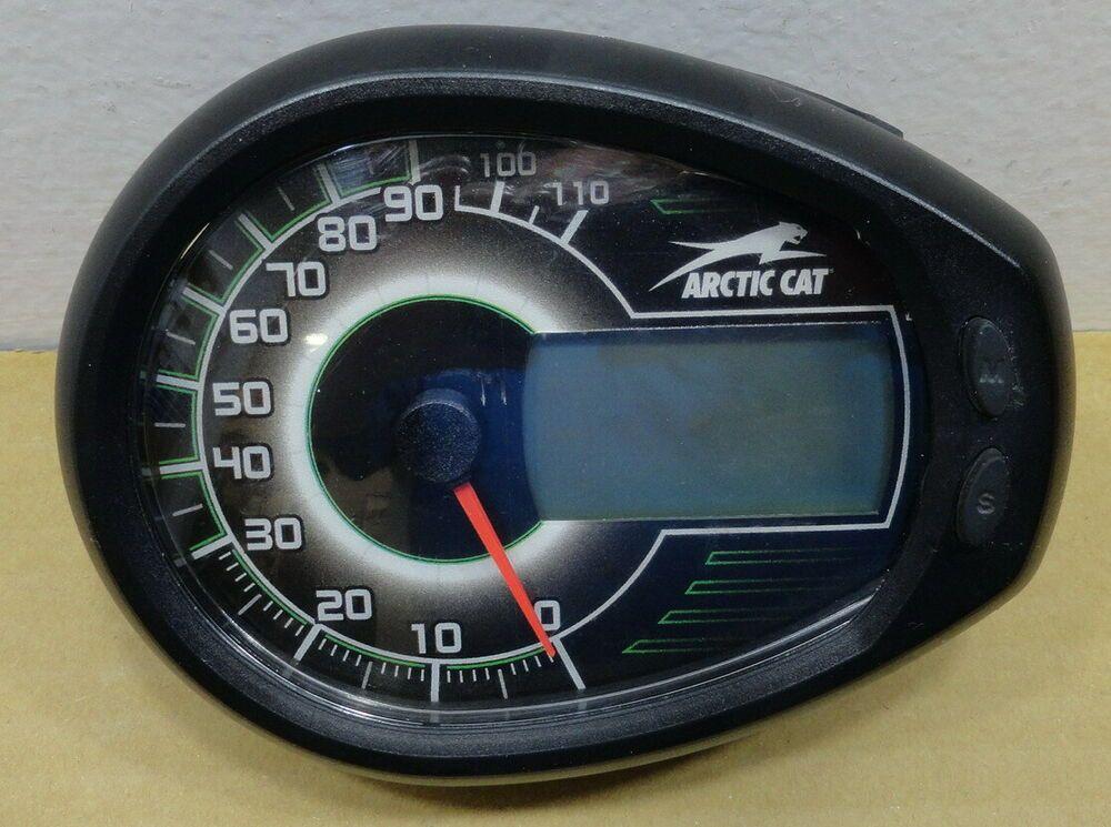 (eBay Advertisement) GENUINE ATV ARCTIC CAT TRV 1000 2009