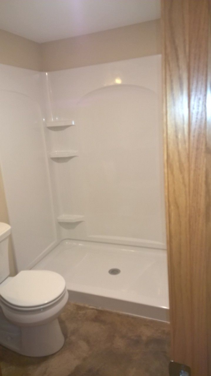 After Basement RemodelingBathroom Pin by