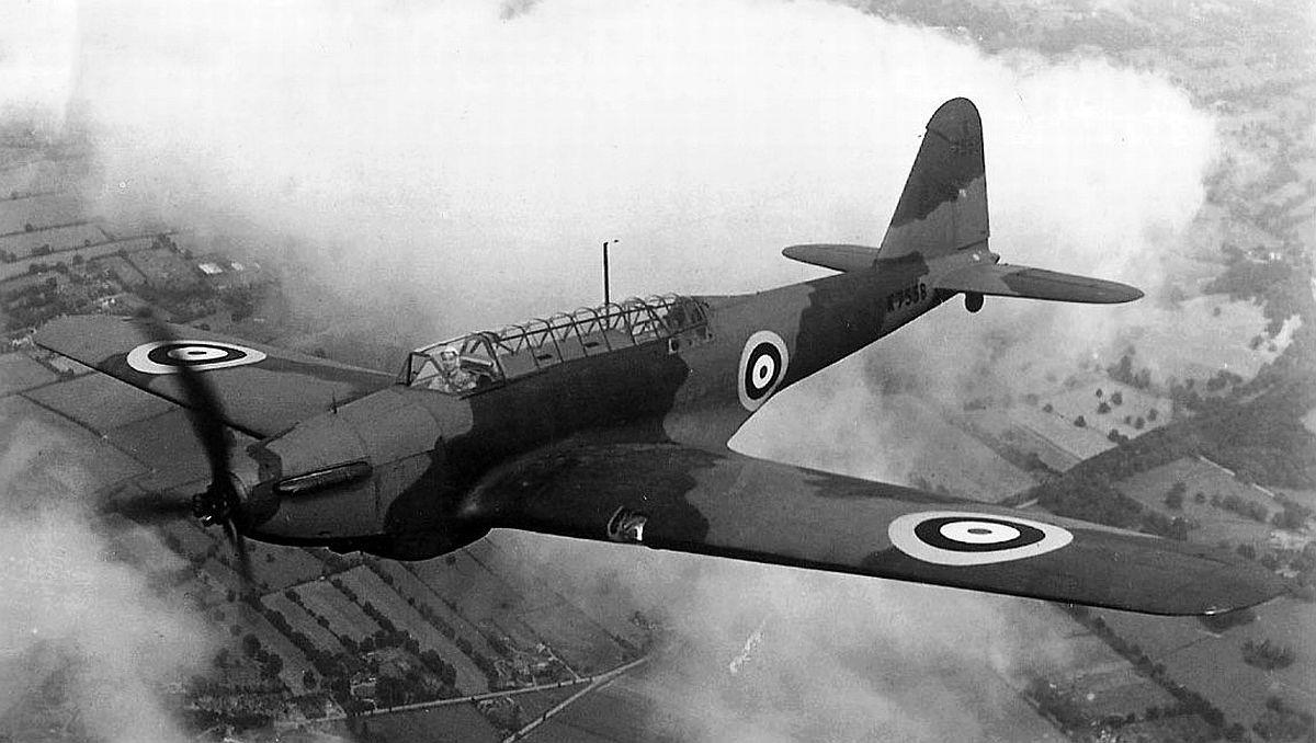 Image result for RAF FAIREY BATTLE