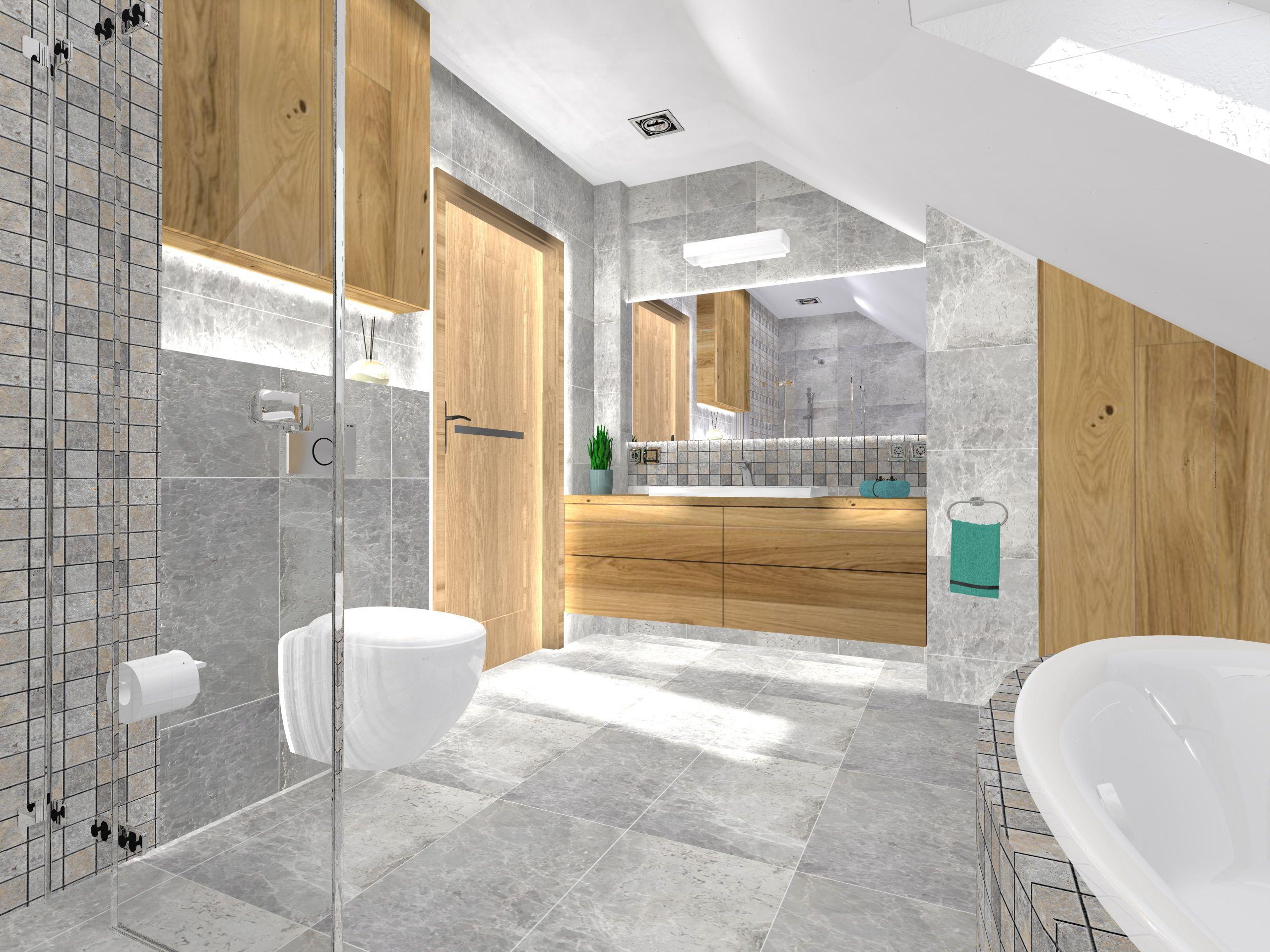 Pin On Projekt łazienki Wizualizacje Wnętrz
