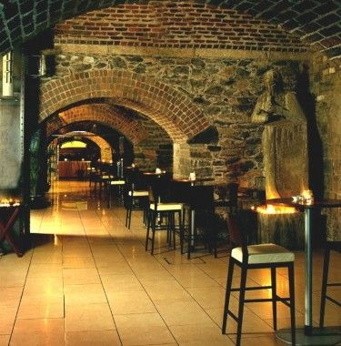 "The Vaults. Want to visit #Dublin? Include this in your #travel #bucketlist #bucket #list. Checkout ""City is Yours"" http://www.cityisyours.com/explore to discover amazing bucket lists created by local experts. #local #restaurant #bar #pub"