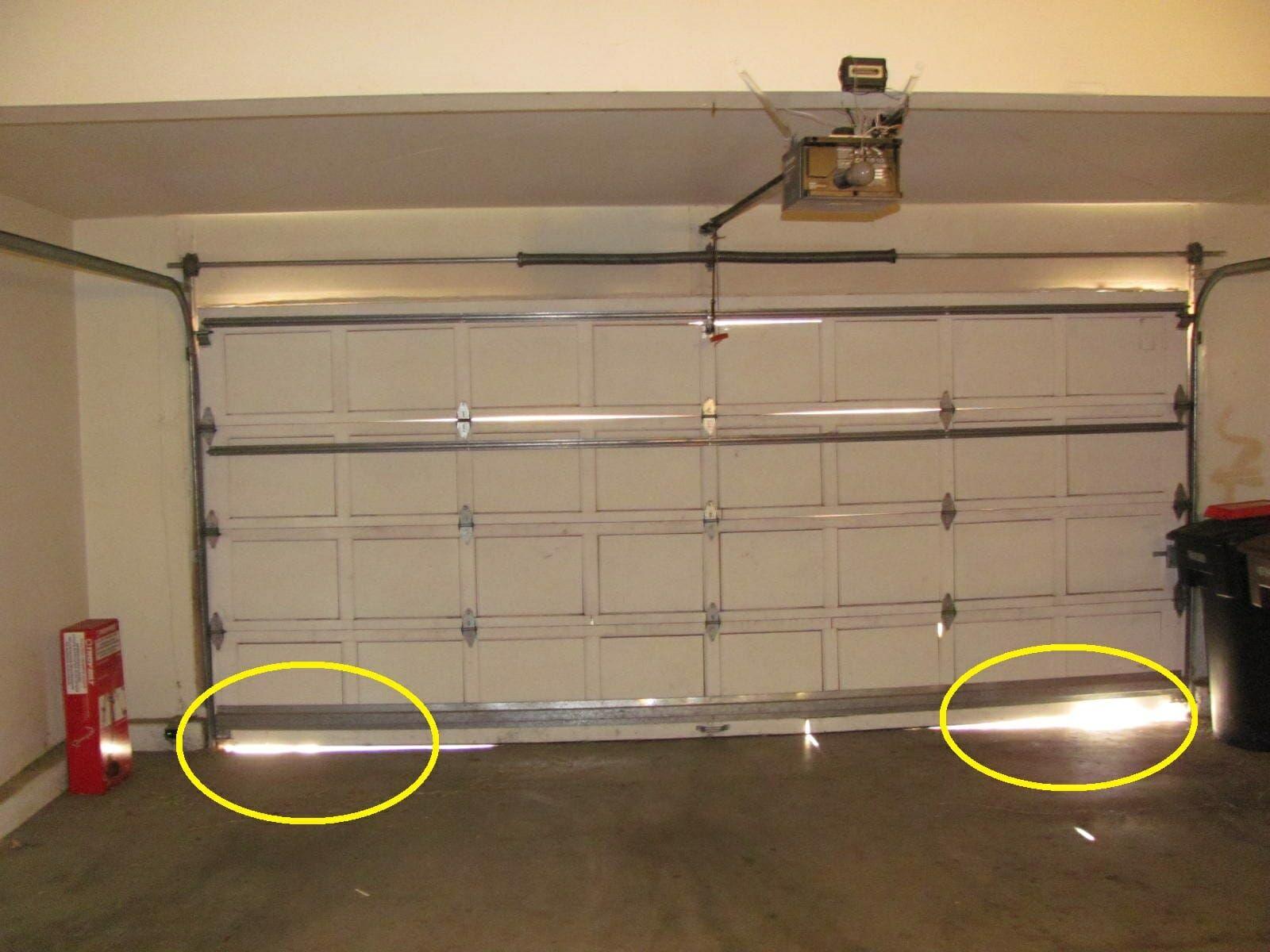 Garage Door Seal Bottom Gap Garage Door Seal Door Seal Bottom Garage Door Bottom Seal