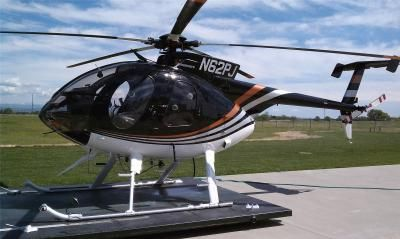 MCDONNELL DOUGLAS 500E - Used MD 500E FOR SALE   Helicopters