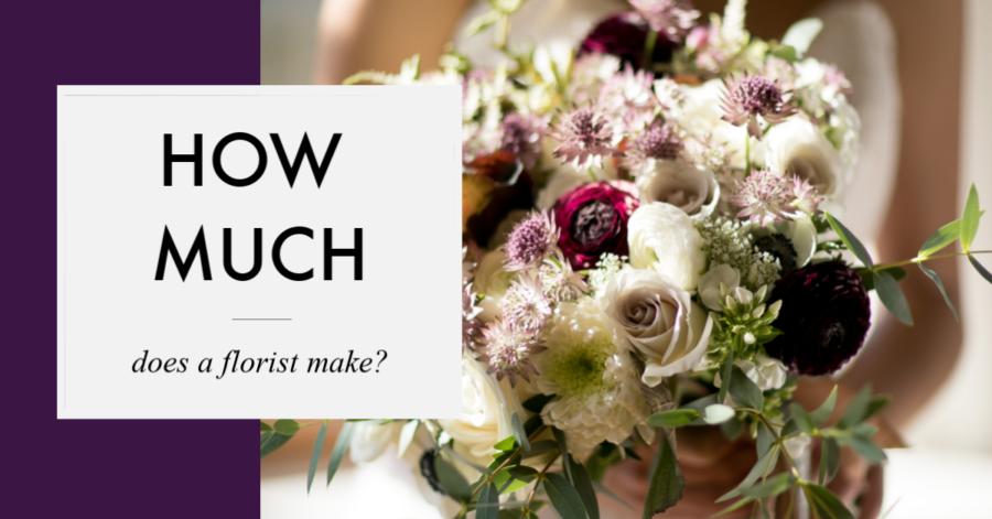How Much Money Does A Florist Make Florist Floral Design Business Wedding Florist