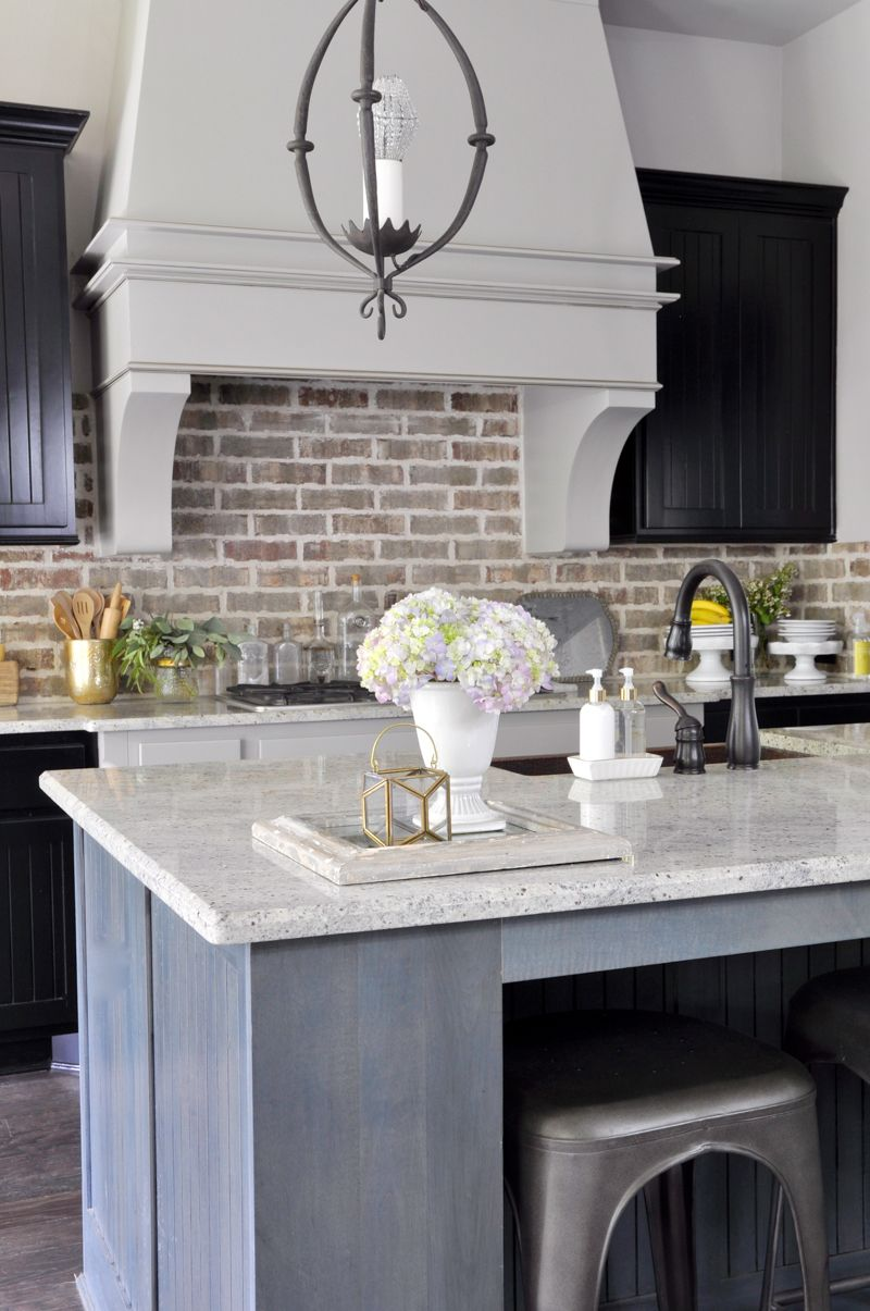 4 tips to help you redecorate farmhouse kitchen cabinets on most popular trend gray kitchen design ideas that suit your kitchen id=86837