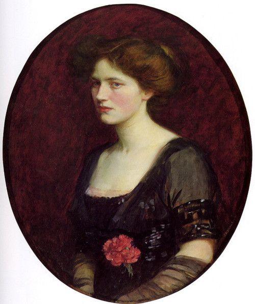 Waterhouse, Mrs Charles Schreiber, 1912