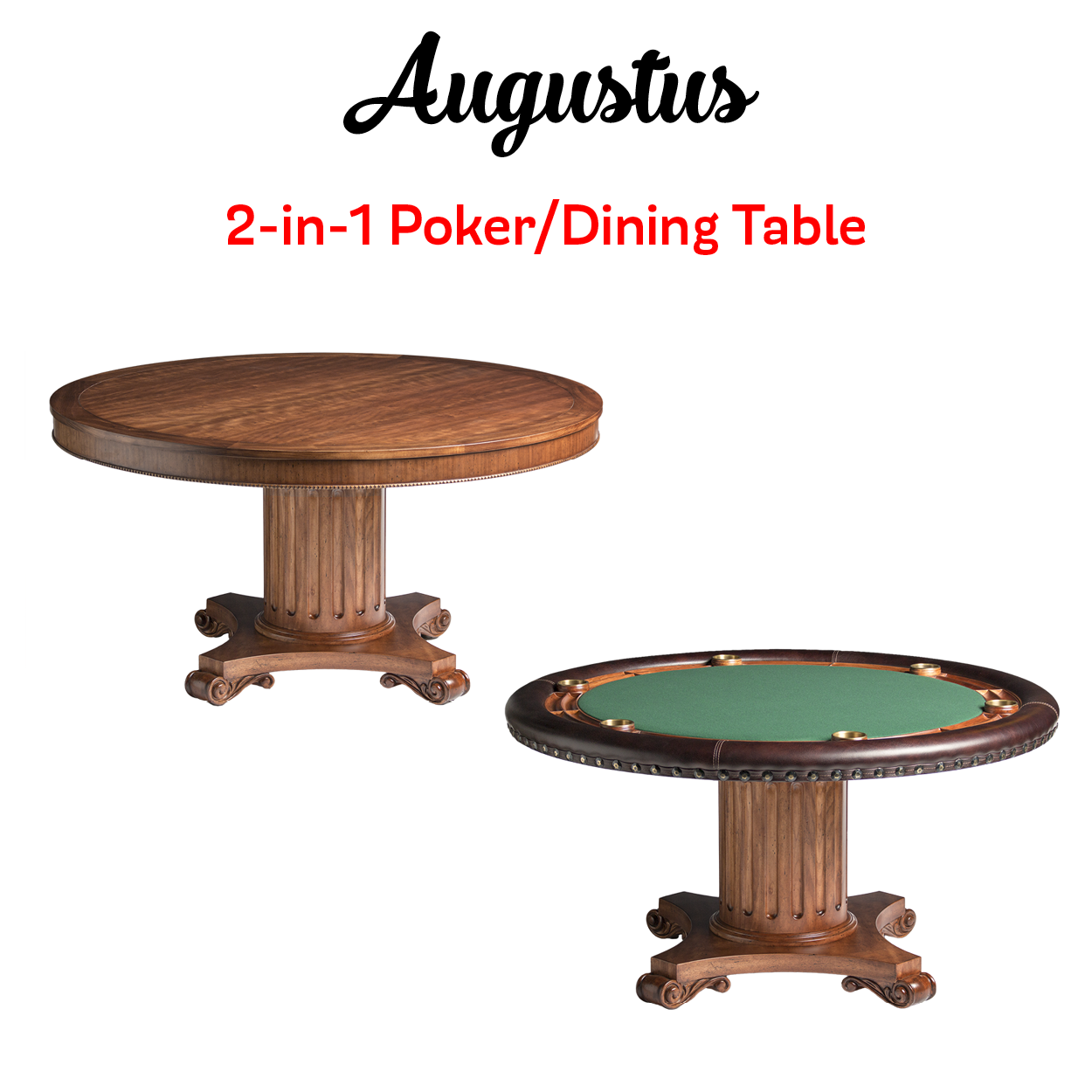 the darafeev augustus combination game table comes in a variety of rh pinterest com
