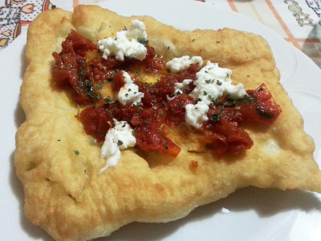 Pizzas Montanare Montanare Pizza Frita Recetas De Comida Comida Italiana