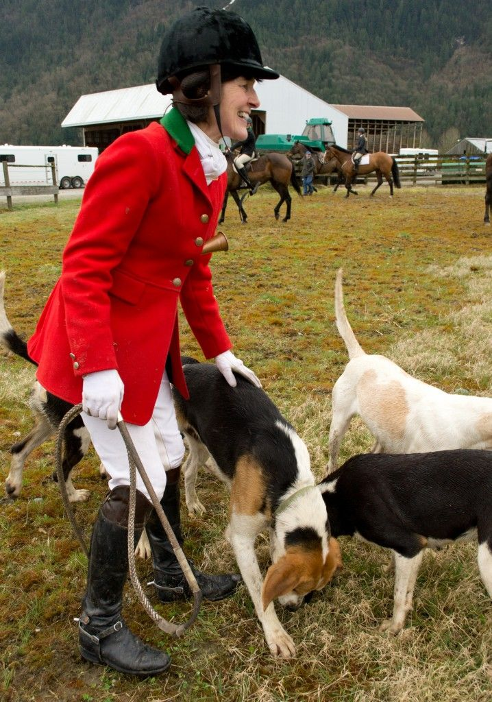 Fox huntress with hounds Hound, Equestrian life, Fox hunting