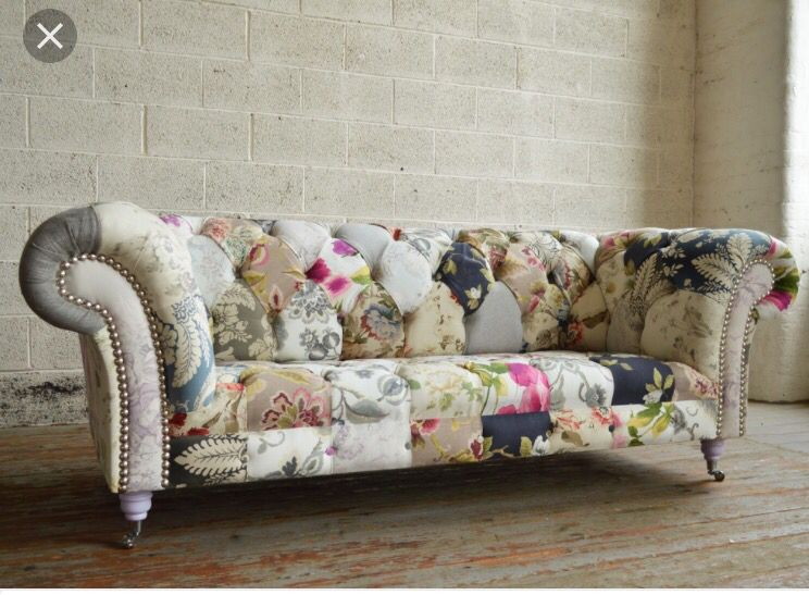 pastel patchwork sofa lounging in my living space pinterest rh pinterest co uk